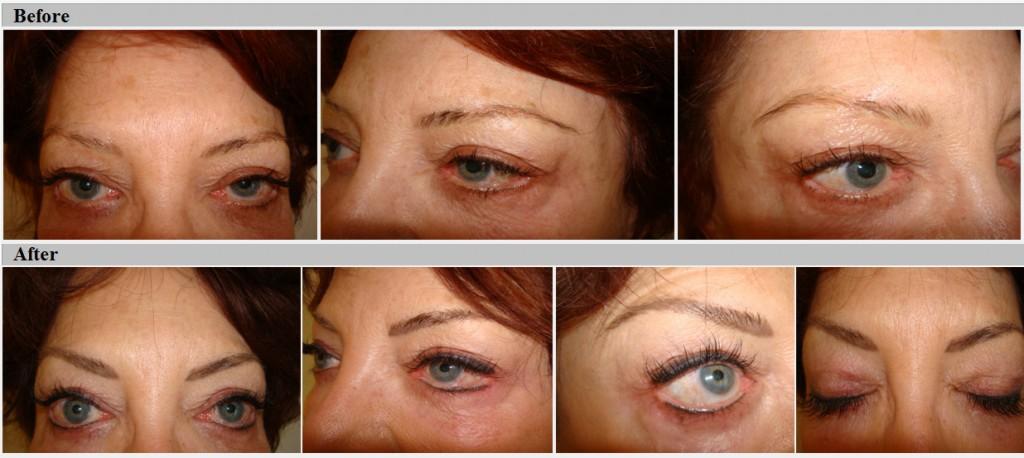 Eyebrows and Smuggy Eyeliner