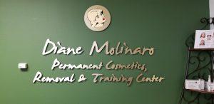 Diane Molinaro office sign