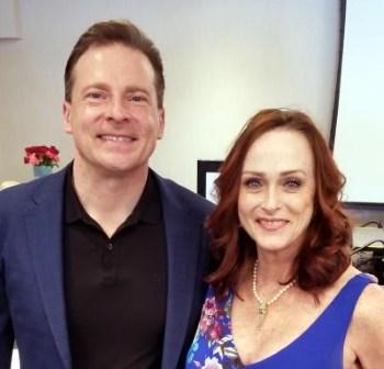 David Schmidt & Diane Molinaro