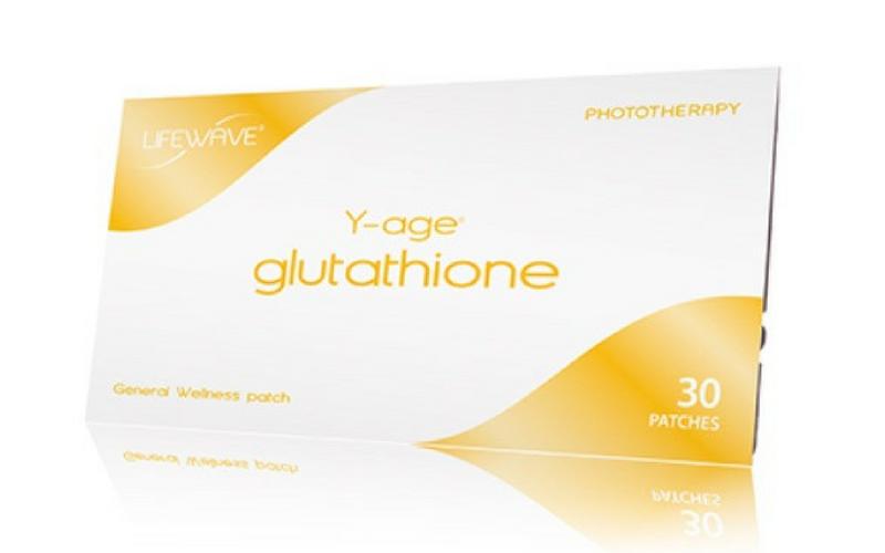 Y-Age GLUTATHIONE   Antioxidante