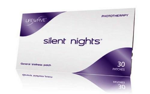 Silent Nights sleep aid