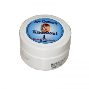knockout cream topical anesthetic